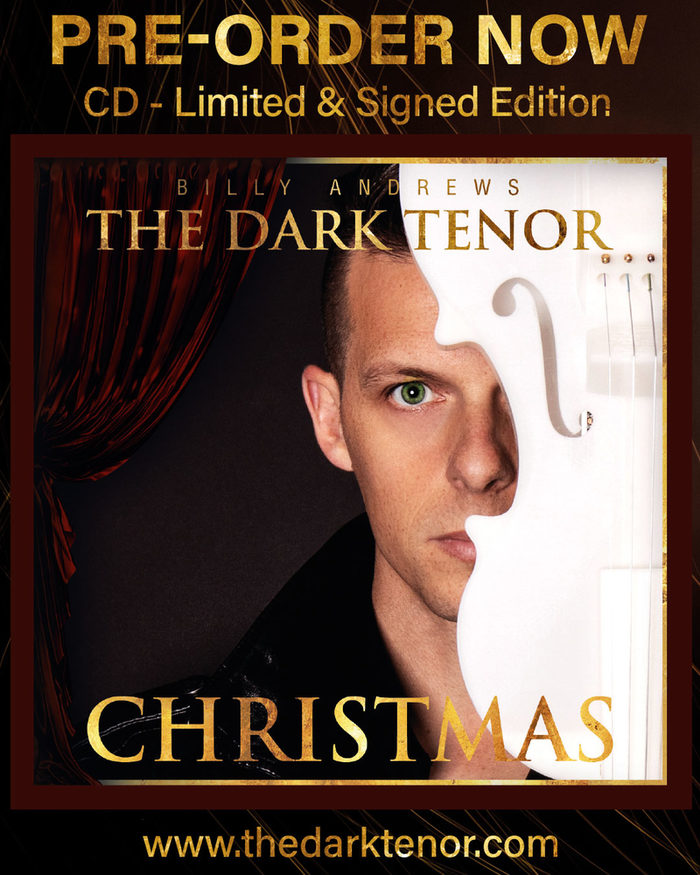 Cover The Dark Tenor