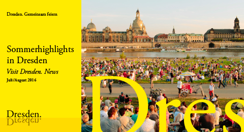 Sommerhighlights in Dresden