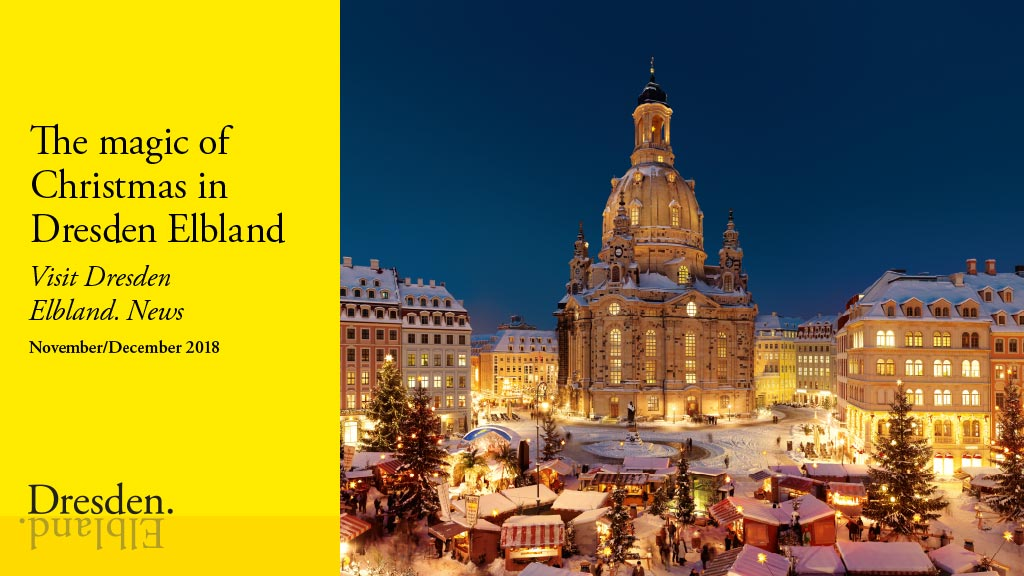 The magic of Christmas in Dresden Elbland