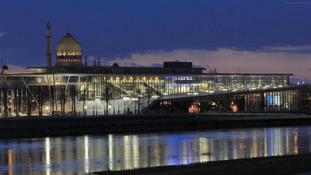 Internationales Congress Center Dresden
